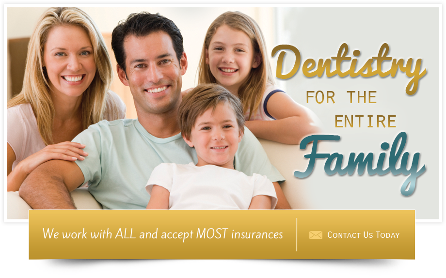 Gentle Dentistry for the Entire Family